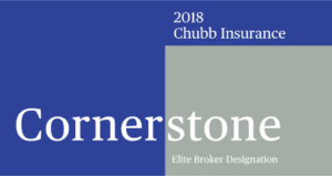 Chubb Insurance - Cornerstone Designation